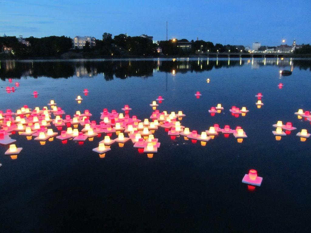 Hiroshima yleiskuva lyhdyt 2 2013